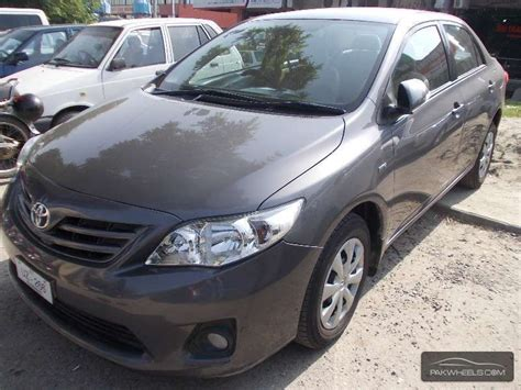 2012 Toyota Corolla S For Sale Used Toyota Corolla Gli 2012 Car For Sale In Islamabad