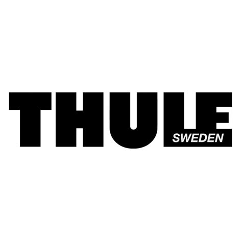 Thule Replacement Stickers