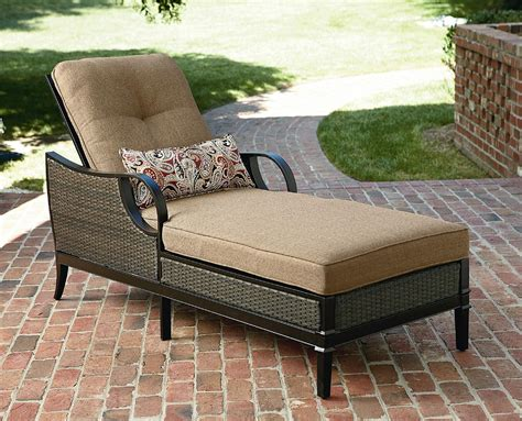 Outdoor Chair Lounge Design Ideas Outdoor Furniture Chaise Lounge Metal Frame Zebra Print Cushion Is Also A Of Comfy Patio