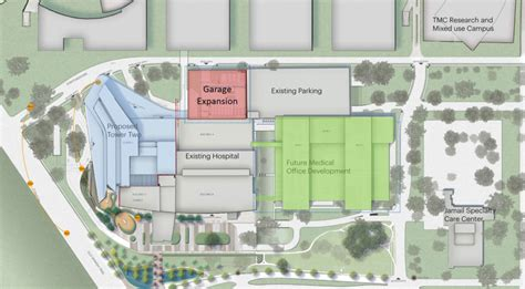 houston hospitals map baylor st luke s hospital will leave historic building