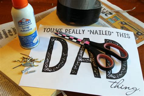 Homemade Gifts  Ee  For Dads Ee   From Daughters Easy Craft  Ee  Ideas Ee