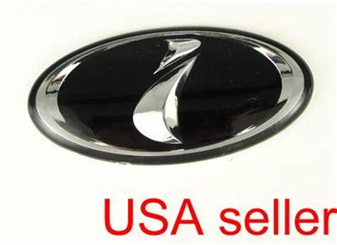 subaru i emblem black subaru i emblem badge wrx sti impreza forester ebay