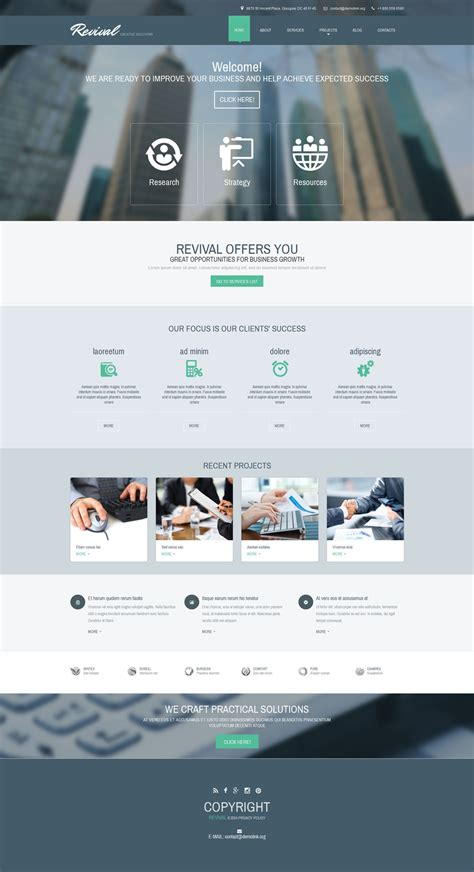 business responsive drupal template 52060