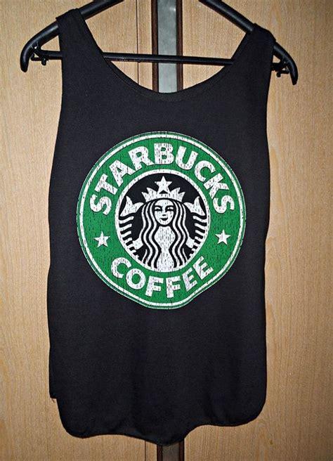 T Shirt Starbuck starbucks singlet black t shirt t shirt t shirt ta