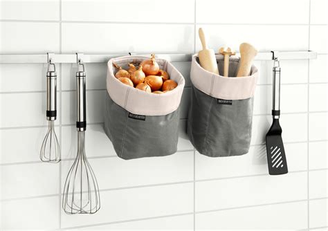 Kitchen Work Islands this seasons quot must have quot bag our kitchen storage baskets