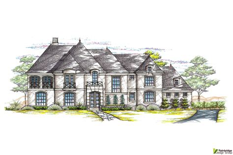 home design group french country home designs bainbridge design group