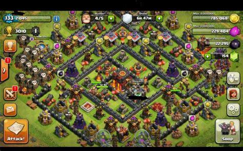 clash of clans max levels clash of clans max level troops www pixshark com