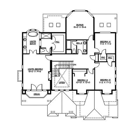 multi level home floor plans freestone multi level home plan 071s 0013 house plans