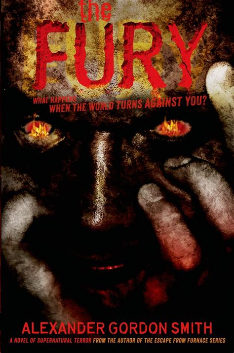 the fury books the fury gordon smith macmillan