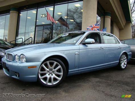 2008 jaguar xj xj8 l in blue metallic h21567