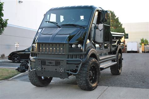 electric 4x4 vehicle awesomesauce saturday italian ev truck puts u s pickups