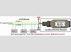 SAE J1708/J1587 Simulators (Gen II) Ver. 1.00A Au Group ... J1706