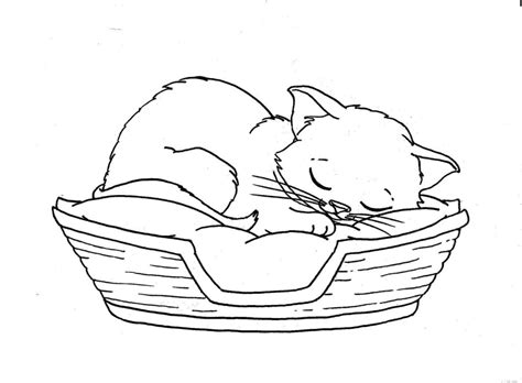 sleeping coloring page sleeping bag free coloring pages