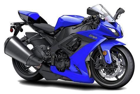 Kawasaki Blue by Kawasaki Blue Motorcycle By Maddmax