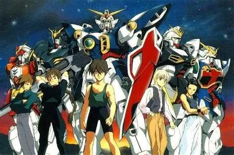 gundam wing top ten non miyazaki anime the eclectic