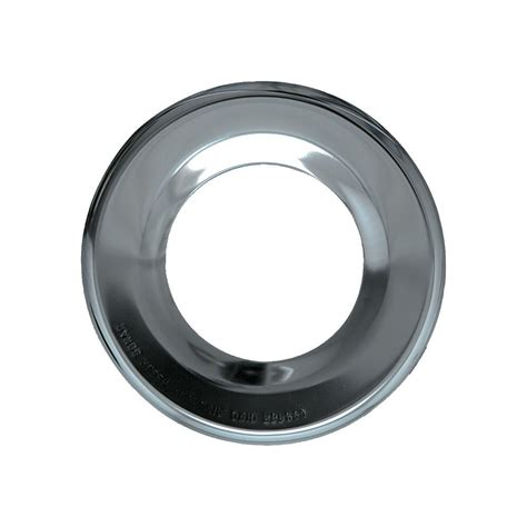Range Kleen 6 875 In Gas Drip Pan In Chrome Rgp200 The Home Depot