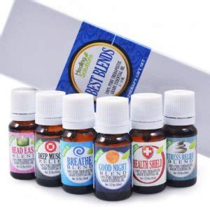 Healing Solutions Essential Feminity Set Is 6 Made In Usa 1 top 10 best aromatherapy essential oils in 2018 topreviewproducts