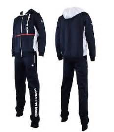 Bmw Sweatsuit S Bmw Motor Sport Zip Sweat Jacket 2
