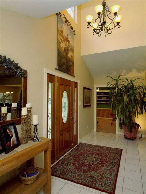 french country decorating ideas blog decobizz com foyer wall decorating ideas google search entrance way