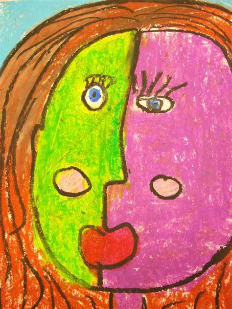 picasso paintings houston of benavidez elementary self portraits picasso