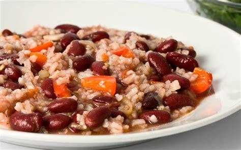 vegetarian bean and rice recipe portia and s vegan beans and rice