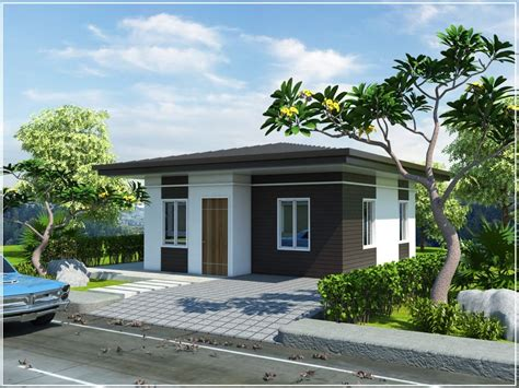 home design philippine bungalow homes mediterranean