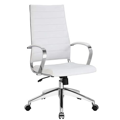 10 best white desk chair options for your office