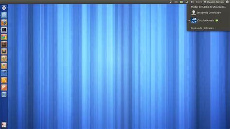 ocultar barra superior gnome como esconder o nome do utilizador na barra do ubuntu