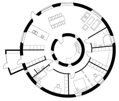 roundhouse floor plan round house interior layout enhance and avoid pitfalls