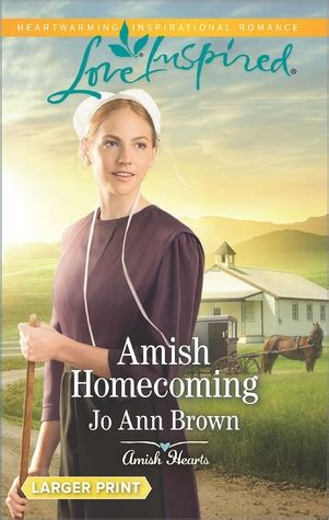 an amish arrangement amish hearts books amish homecoming amish hearts 1 by jo brown