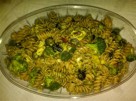 pesto pasta salad recipe pesto pasta salad one chap s pantry