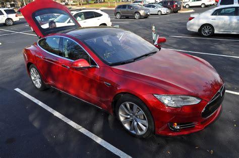 Tesla Model S 2014 Review 2014 Tesla Model S 85 Road Test Review 1500