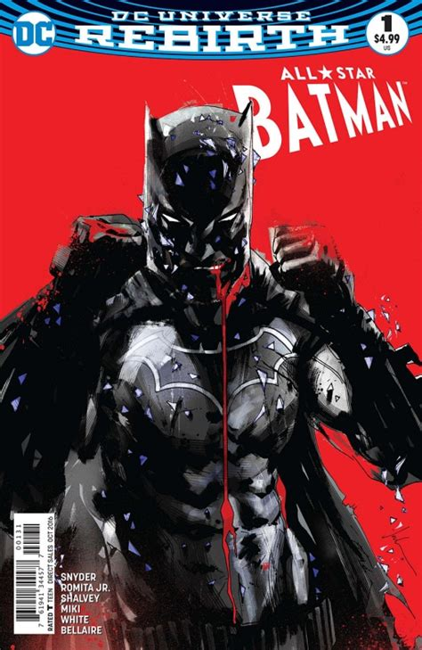 libro all star batman hc avance del primer n 250 mero de all star batman de dc comics