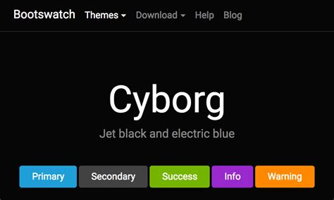 bootstrap themes for jekyll themes