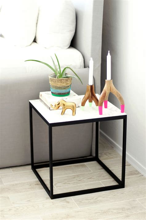 Stick On Wood Wall west elm inspired diy marble table kristi murphy diy ideas