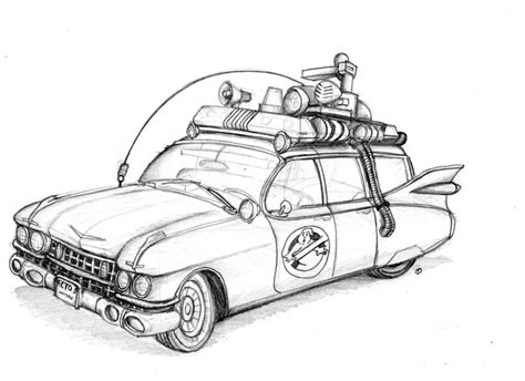 ECTO 1 by soul courageous on deviantART