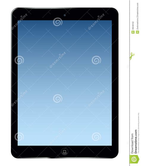 ipad layout vector ipad air editorial photography image 39048162