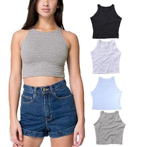 Shorto Top Slim Fitting Diskon shop s tanks camis 2015 summer new