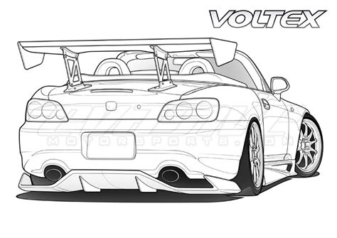drifting car coloring page free draw a drift car coloring pages