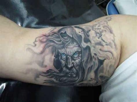 tattoo girl faze tatuagem mago castelo pesquisa google tattoos