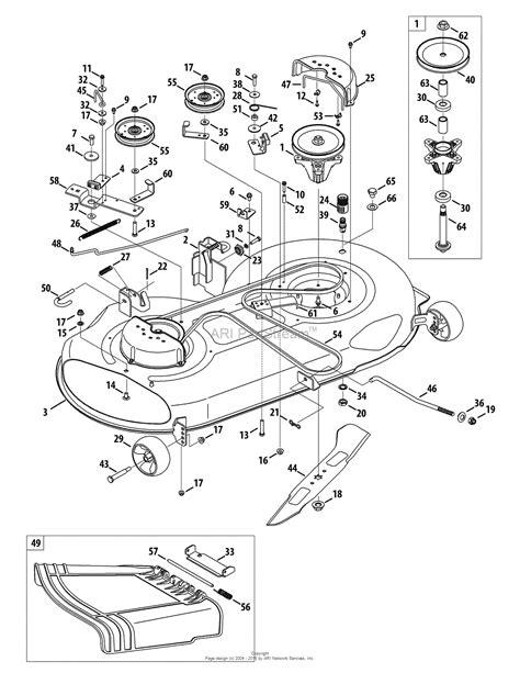 wiring diagram for craftsman mower wiring diagram