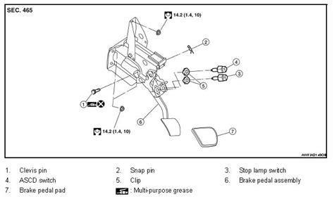 p1574 2008 nissan altima sedan ascd vehicle speed sensor