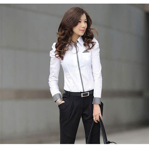 Kemori Shirt Kemeja Wanita Kemeja Import Murah 1 kemeja wanita model korea 2014 model terbaru jual