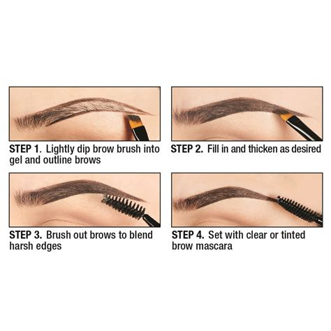 Eyeliner Nyx Gel eyebrow gel price 7 00 nyx cosmetics eyebrow and