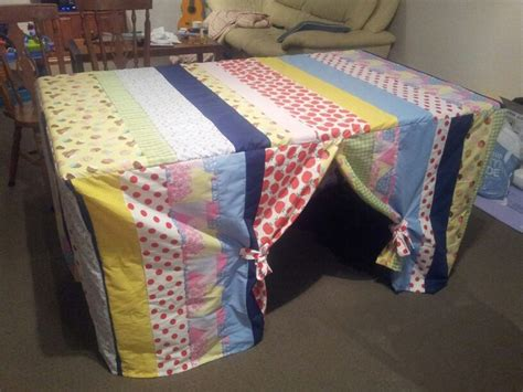 pattern sheet cubby house dining table cubby house using fabric scraps the ones