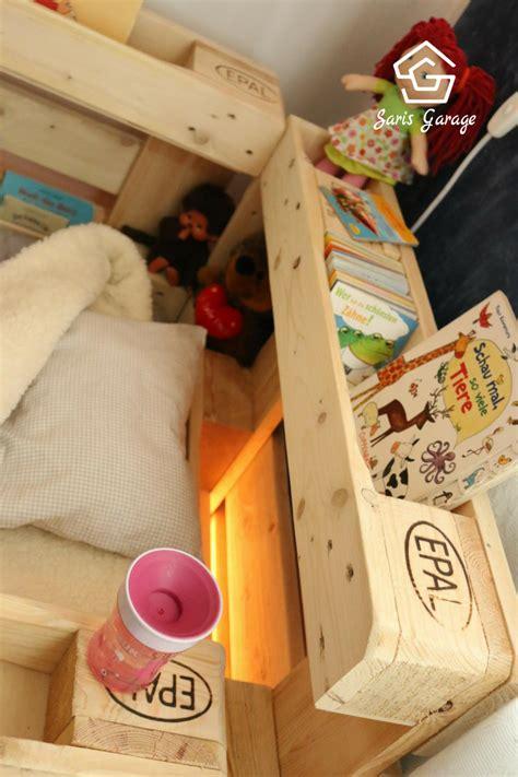 kinderbett aus paletten selber bauen ᐅ palettenbett f 252 r kinder kinderbett aus europaletten