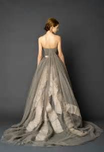 wedding dresses that are not white 30 gorgeous wedding dresses that are not white wedding