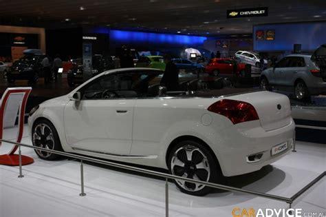 kia convertible kia dispondr 225 de un convertible para 2012