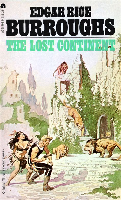 The Lost Continent the lost continent original title beyond thirty pulp