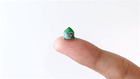 super small these super small pokemon sculptures are the size of your